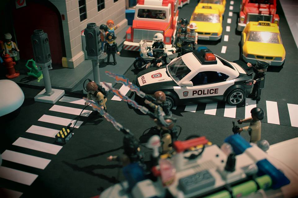 Ghostbusters en Playmobil