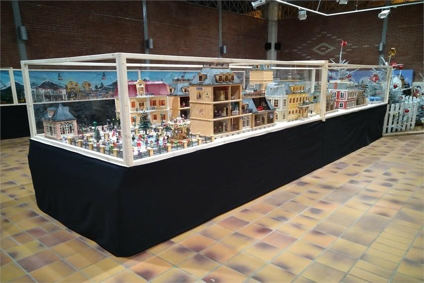 diorama playmobil à base de 5300