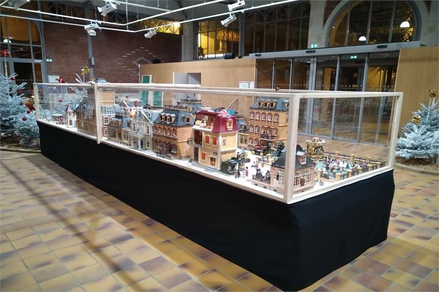 diorama 1900 belle époque Playmobil