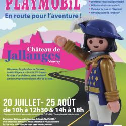 Exposition playmobil chateau jallanges ete 2019 dominique bethune