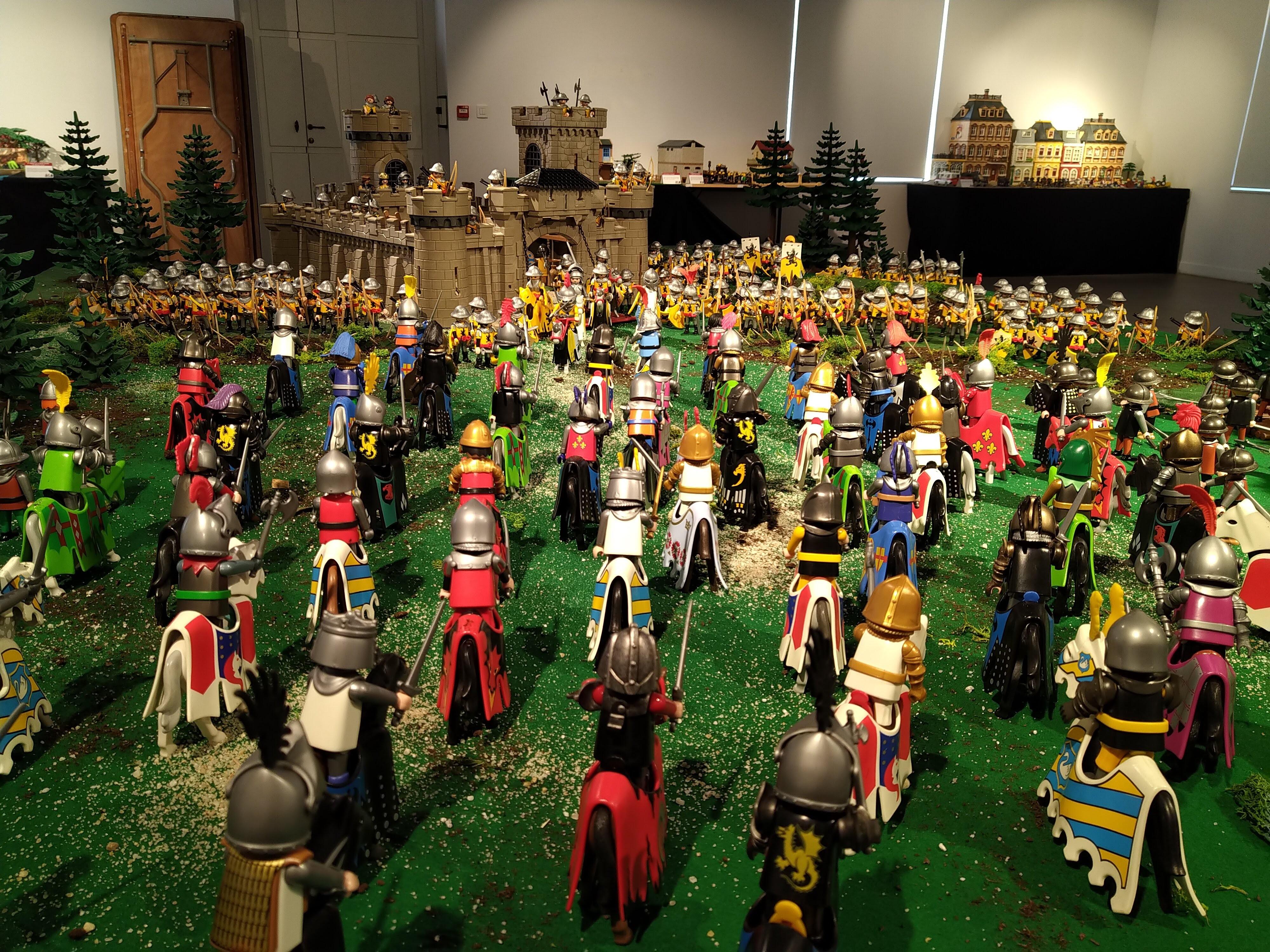 La Bataille d'Azincourt en 1415