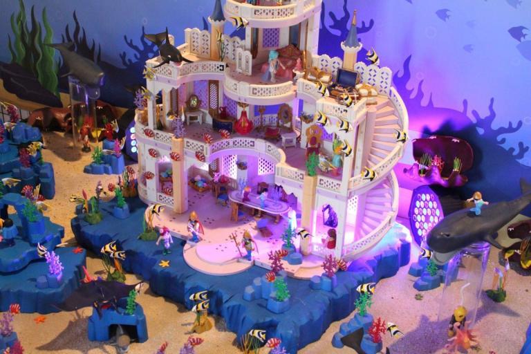 la légende de Poseidon en Playmobil