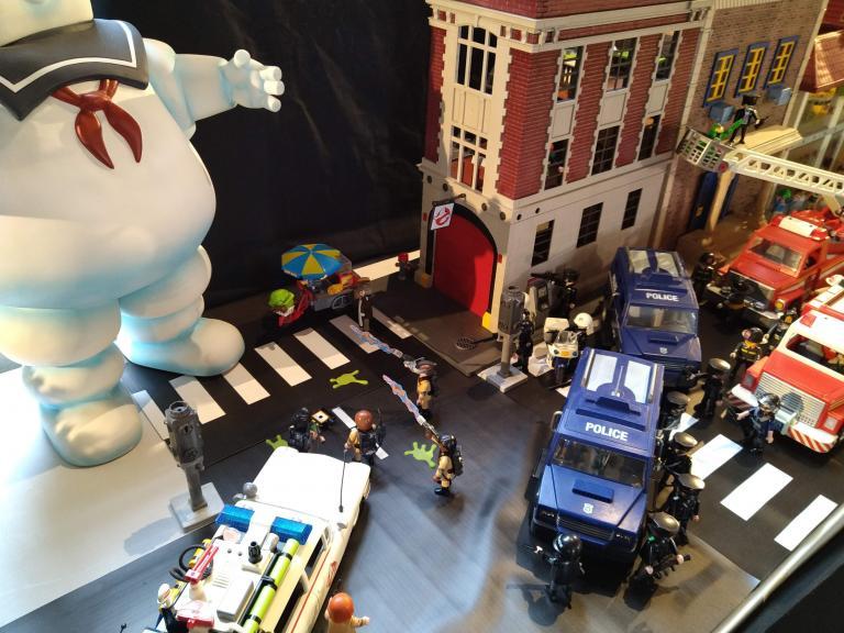 Ghostbusters en playmobil