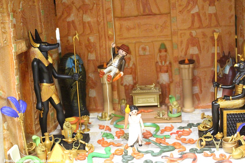 Indiana Jones en Playmobil