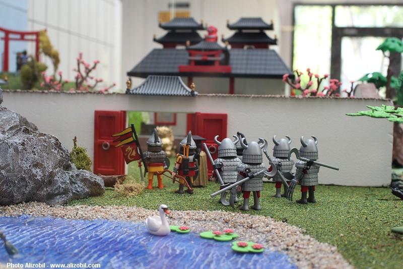 Mulan en Playmobil