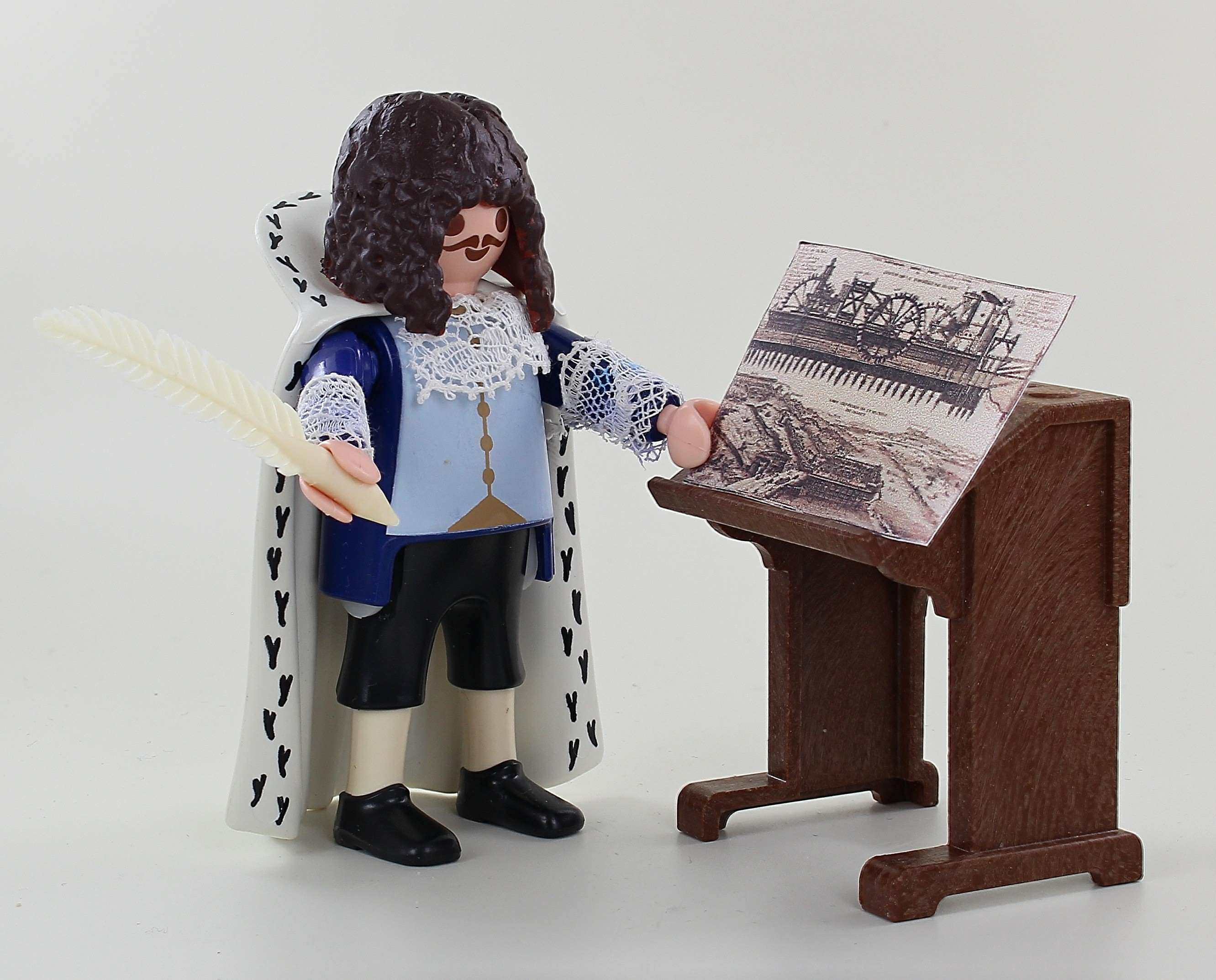 louis XIV en playmobil