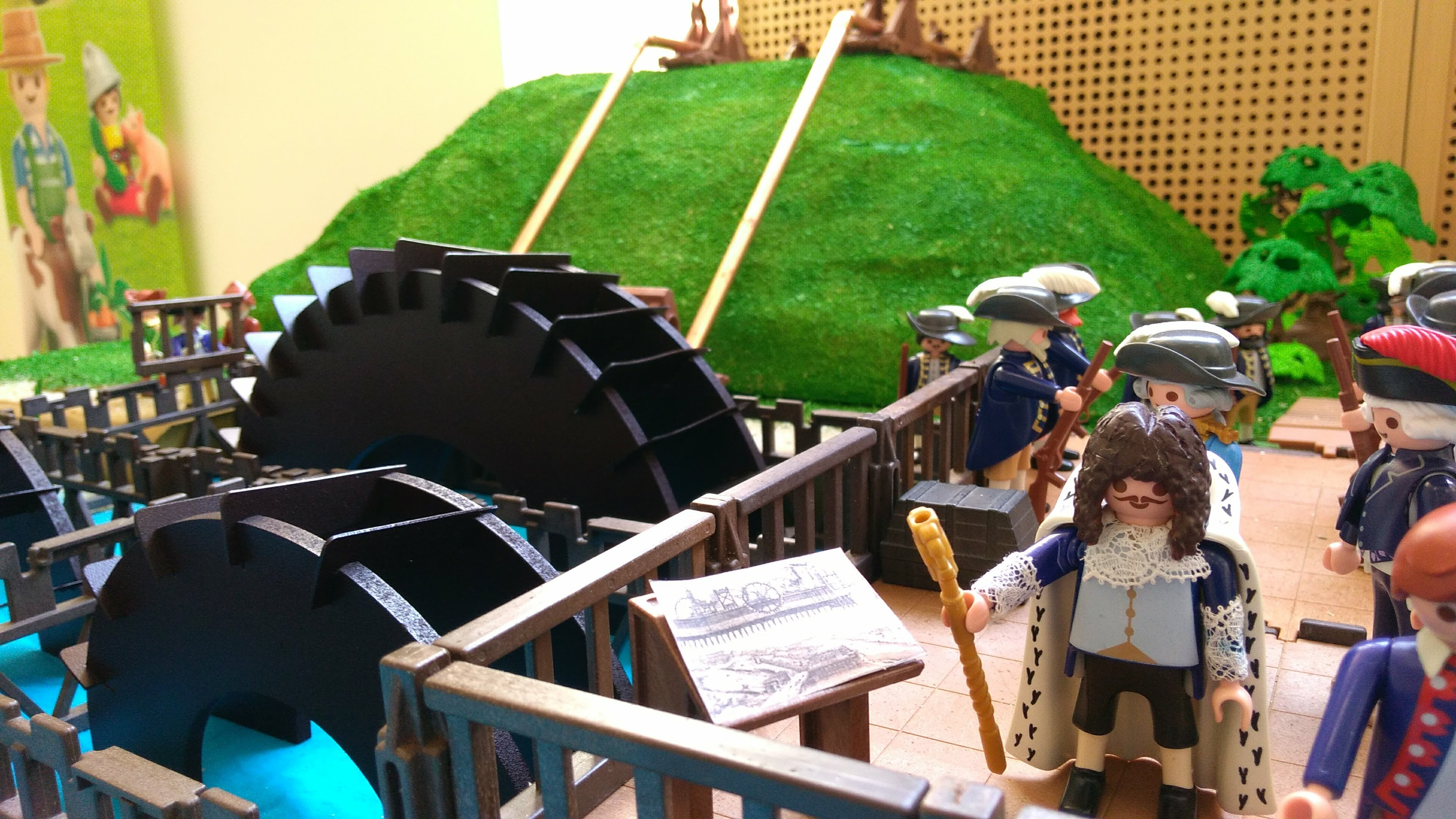 LOUIS 14 EN PLAYMOBIL