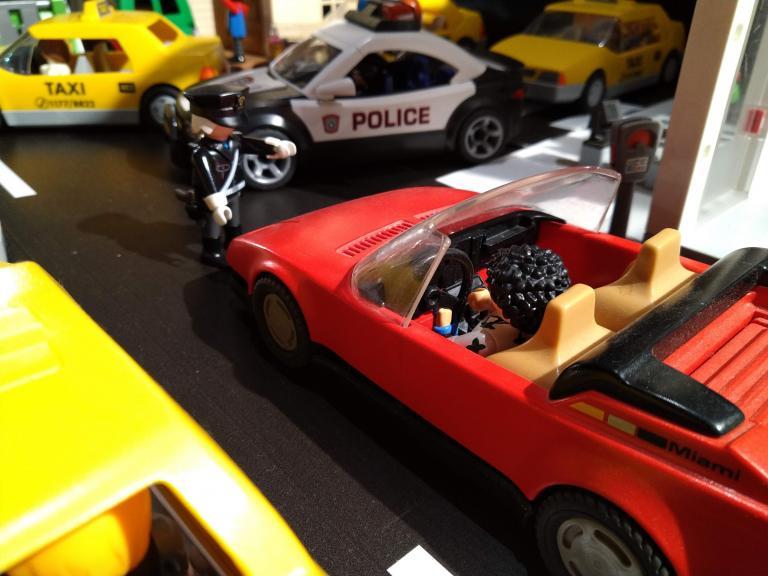 Magnum en playmobil