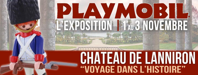 Bandeau fb exposition playmobil au chateau de lanniron 2019 garde napoleon page 001