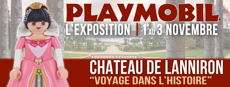 Bandeau fb exposition playmobil au chateau de lanniron 2019 renaissance page 001