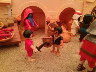 Benhur playmobil dominique bethune jallanges 7