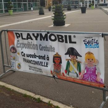 Caliquot exposition playmobil franconville