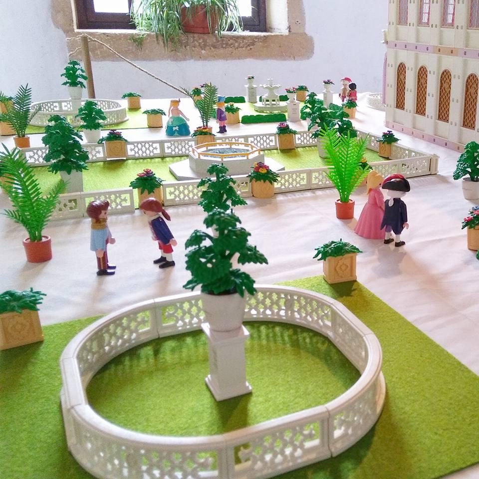 Chateau de turenne en playmobil dominique bethune 10