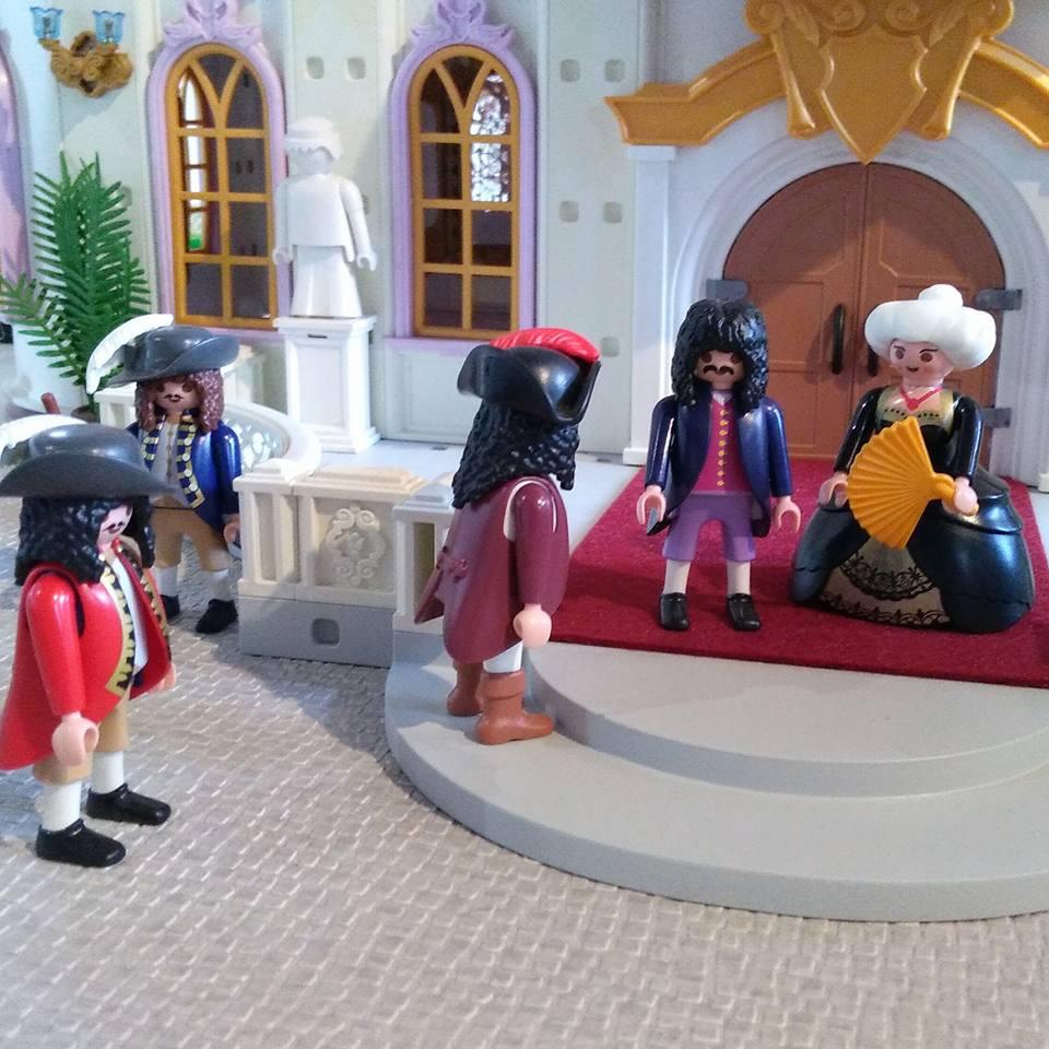 Chateau de turenne en playmobil dominique bethune 2