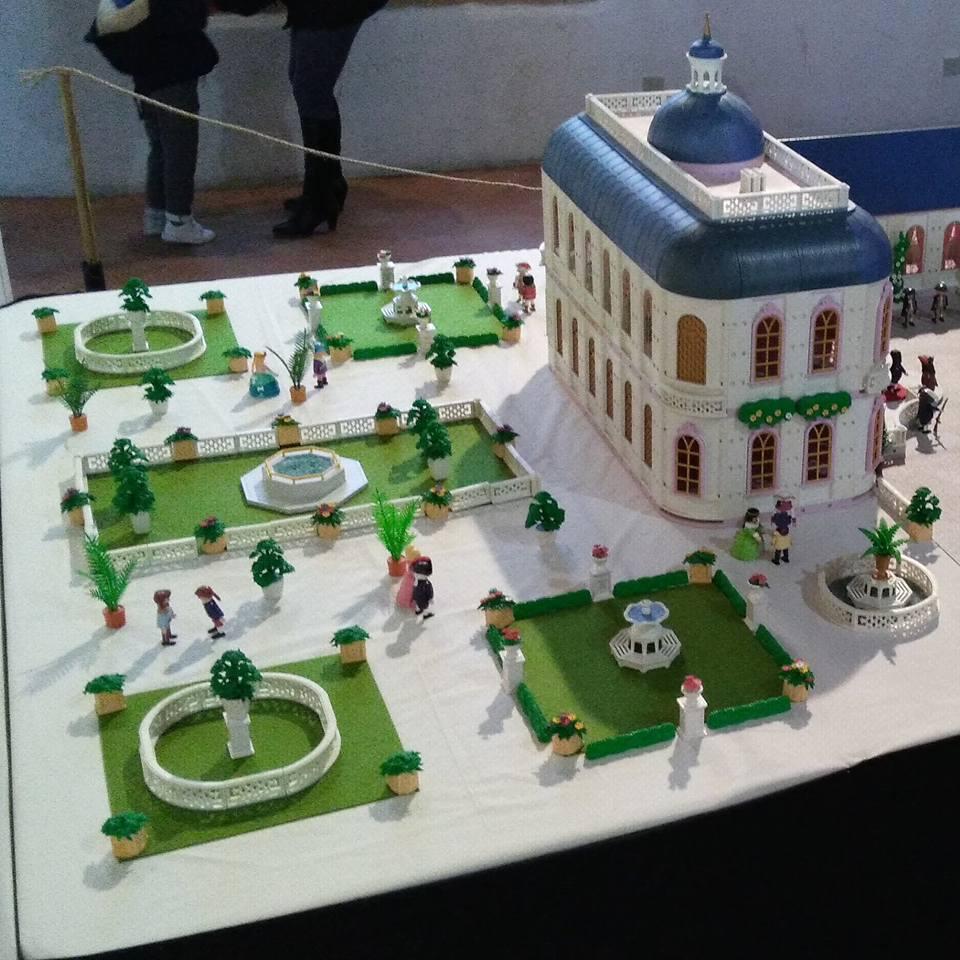Chateau de turenne en playmobil dominique bethune 4