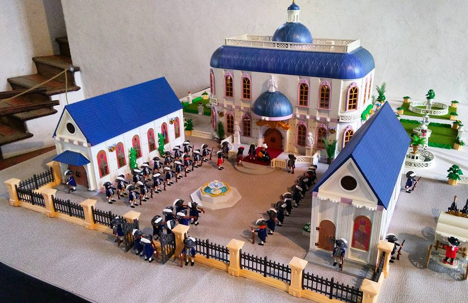Chateau de turenne en playmobil dominique bethune 8