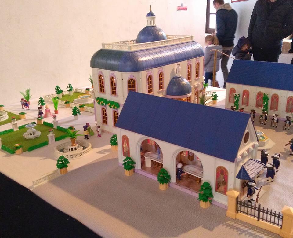 Chateau de turenne en playmobil dominique bethune 9