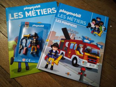 Collection playmobil altaya les metiers 1