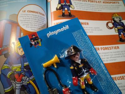 Collection playmobil altaya les metiers 3