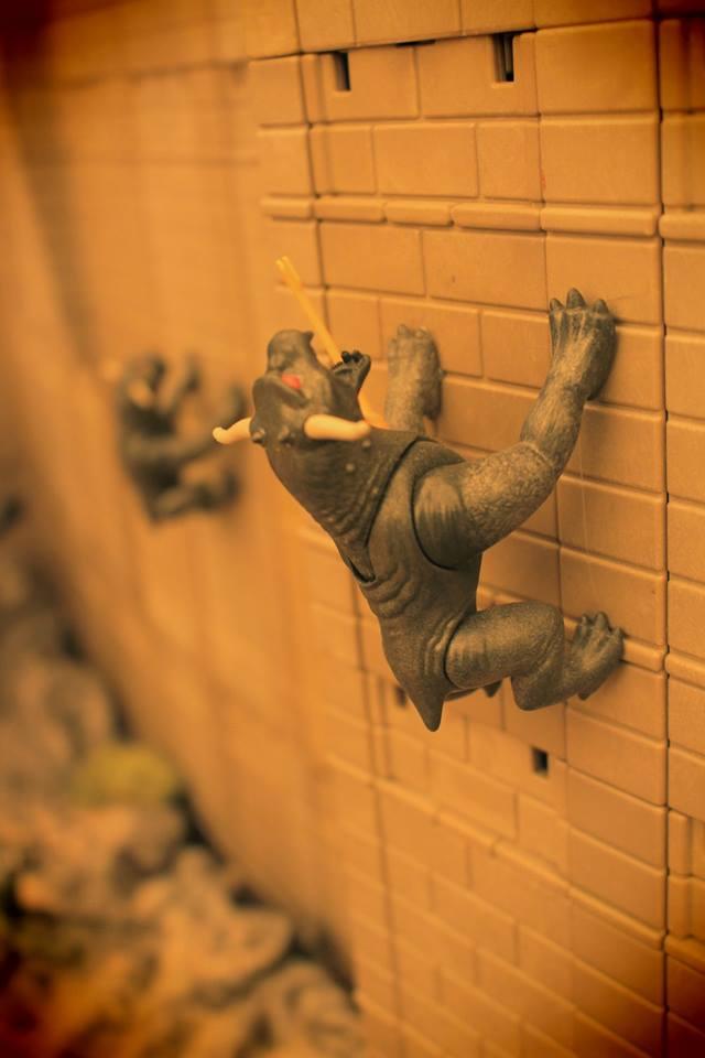 Comment organiser une exposition playmobil la grande muraille