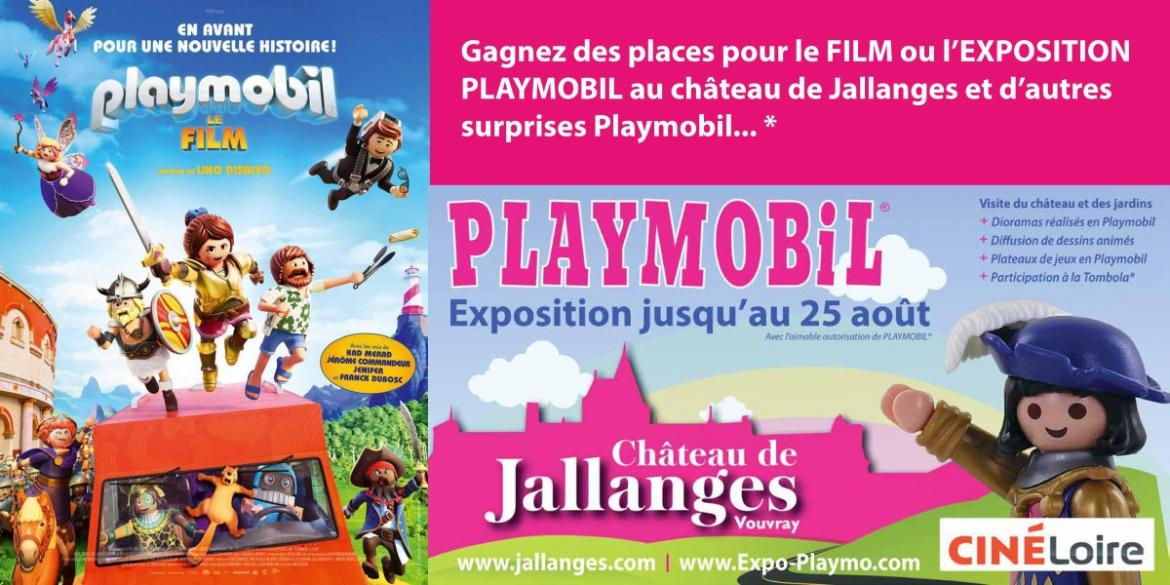 Concours exposition playmobil le film