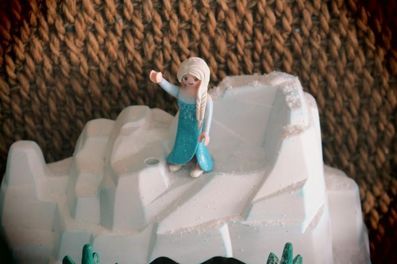 Elsa en playmobil reine des neiges alizee