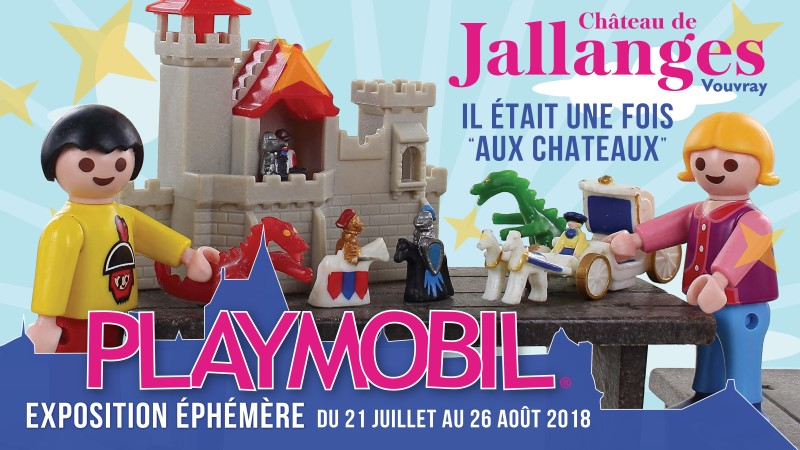 Exposition playmobil au chateau de jallanges ete 2018 dominique bethune web