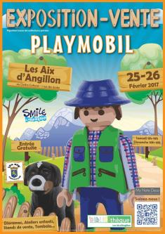 Exposition playmobil aux aix d angillon 2016