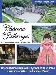 Exposition playmobil chateau de jallanges