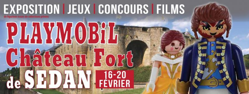 Exposition playmobil chateau de sedan 2019 dominique bethune facebook