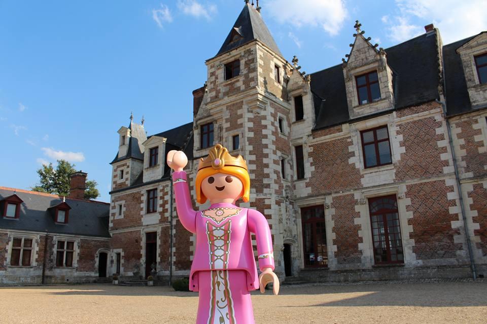 Exposition playmobil dans un chateau 2