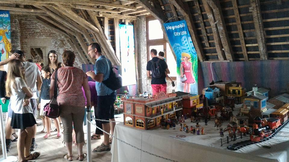 Exposition playmobil dans un chateau 5