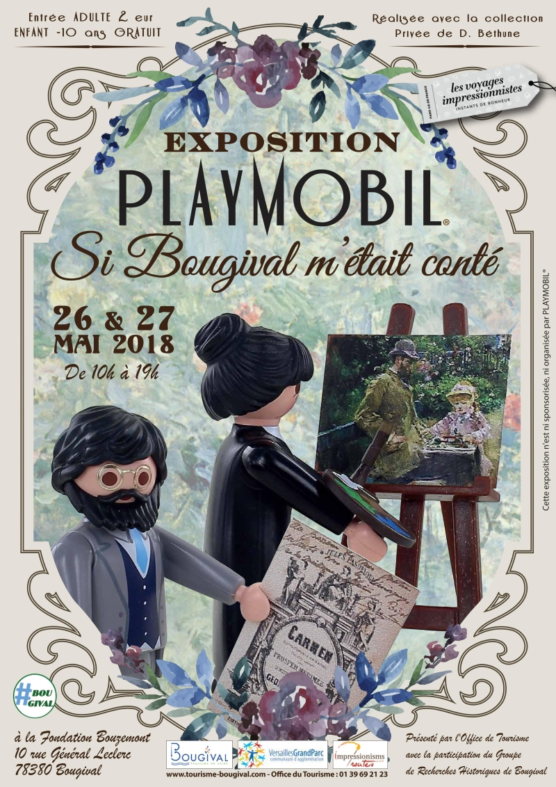 Exposition playmobil de bougival 2018 web