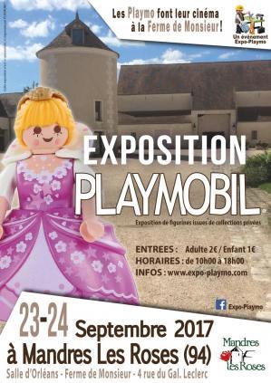 Exposition playmobil mandres les roses 94 expo playmo ferme de monsieur reine