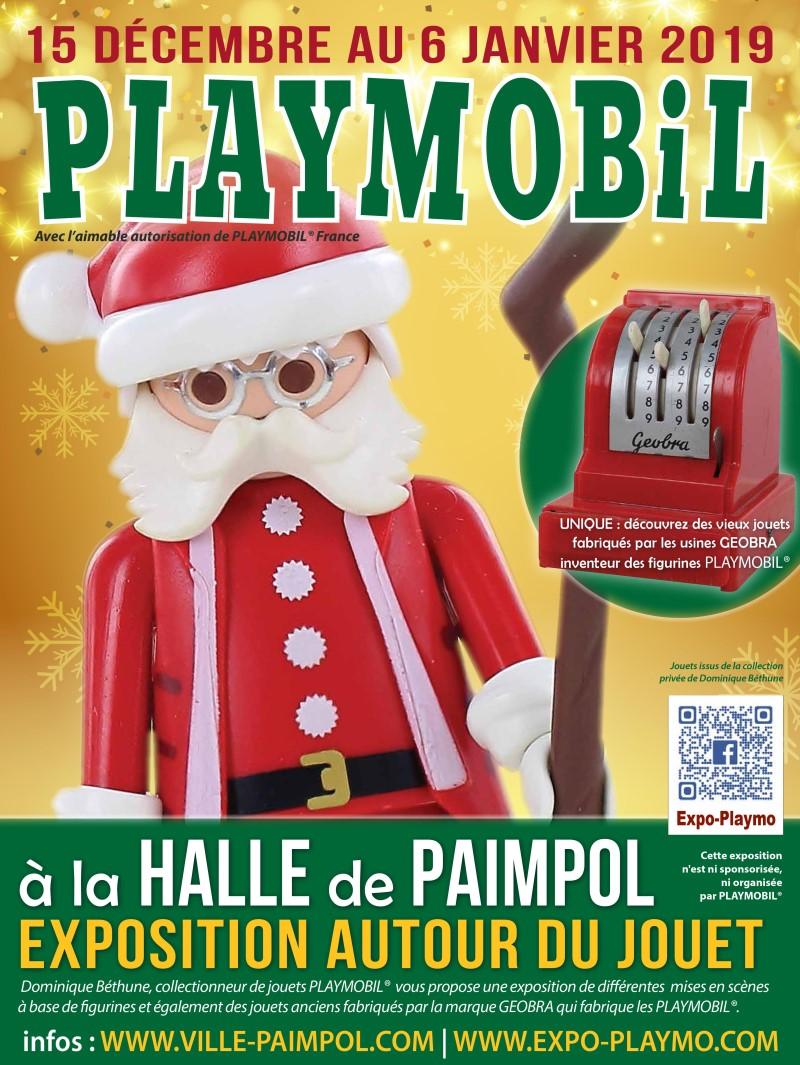 Exposition playmobil paimpol dominique bethune bretagne