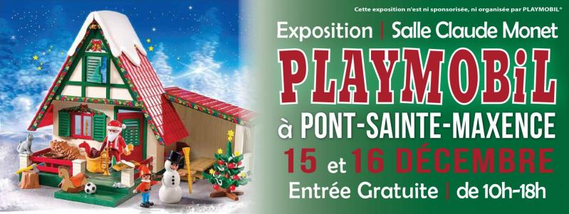 Exposition playmobil pont sainte maxence 60 facebook