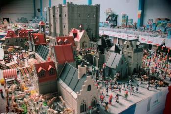 La bastille en playmobil 1789 dominique bethune