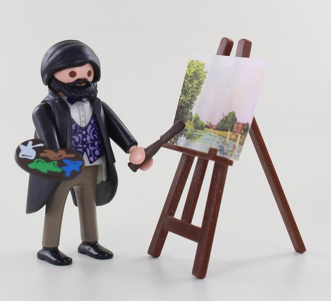 Playmobil alfred sisley dominique bethune