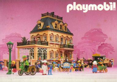 Playmobil belle epoque 1900 5300