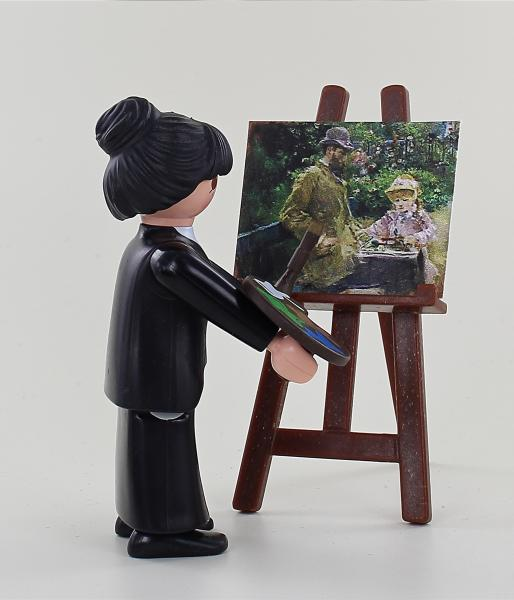 Playmobil berthe morisot dominique bethune