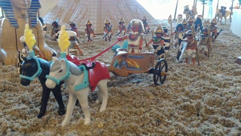 Playmobil egypte dominique bethune ludofolies 2017 bailly romainvilliers 5