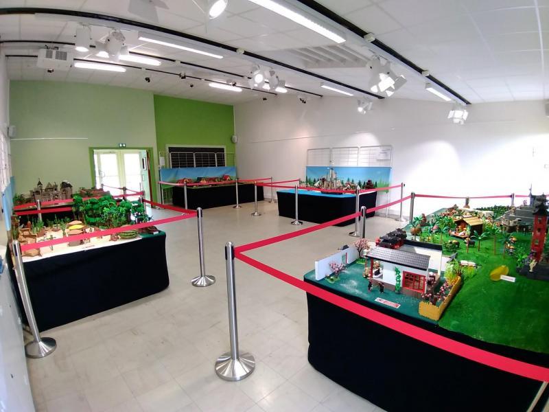 Playmobil jardin botanique nancy 2018 dominique bethune 1
