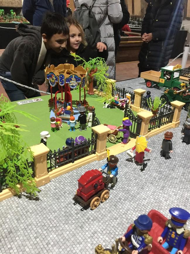 Playmobil les miserables exposition playmobil chateau selles sur cher dominique bethune