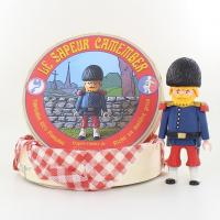 Playmobil sapeur camembert