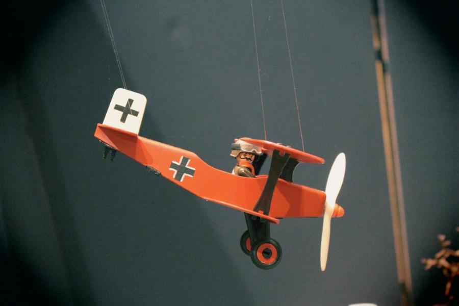 Playmobil verdun 14 18 1ere guerre mondiale custom pas vendu dans le commerce 8