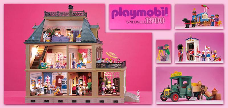 Playmobil5300 1900 1989