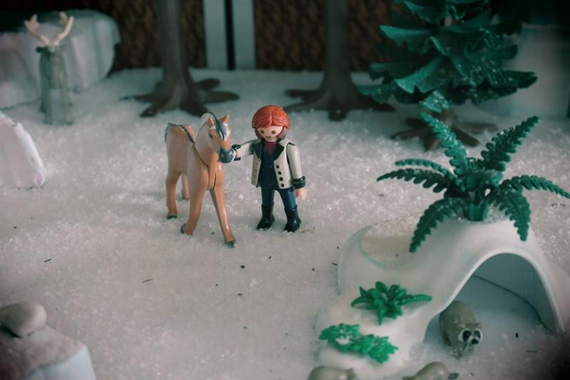 Prince hans en playmobil reine des neiges alizee