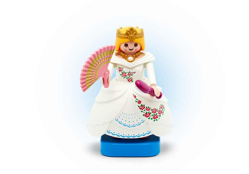 Tonie clip playmobil figure princesse