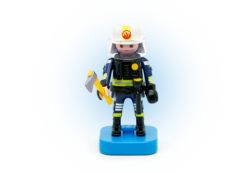 Tonie clip playmobil pompier