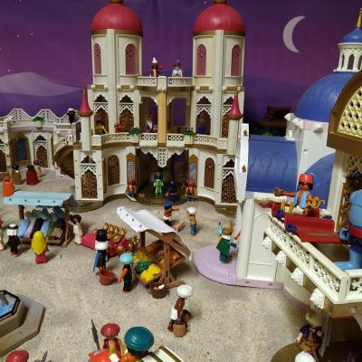 Aladdin en playmobil